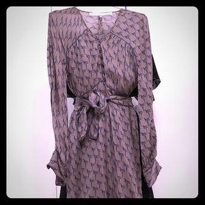 Stella McCartney bird print dress